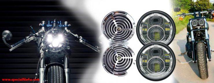 bike light and horn