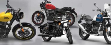 New Upcoming Royal Enfield