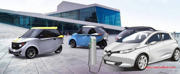 Electric car Strom Motors